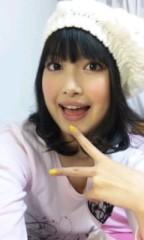 ニコ☆モコ 公式ブログ/前髪(´ー`)♪   byエリナ 画像1