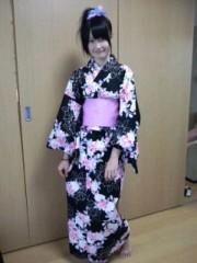 ニコ☆モコ 公式ブログ/浴衣♪ 画像2
