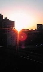 川上清美 公式ブログ/朝日を 画像1