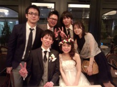 川上清美 公式ブログ/結婚式 画像1