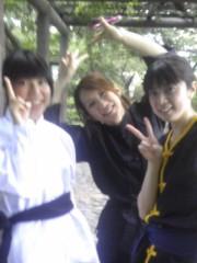 川上清美 公式ブログ/撮影♪ 画像1