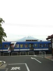 きりばやしひろき 公式ブログ/河口湖駅からの富士 画像2