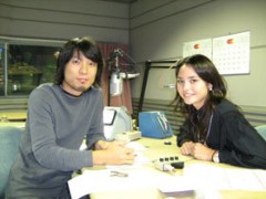 きりばやしひろき プライベート画像 加賀美セイラさんと