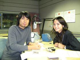加賀美セイラさんと