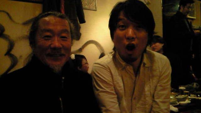 喜多郎さんと
