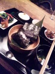 咲乃藍里 公式ブログ/ おにぎりとおみそ汁にダシは友達の笑顔♪  画像1