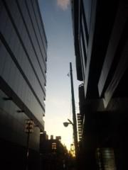 咲乃藍里 公式ブログ/冬と朝。 画像1
