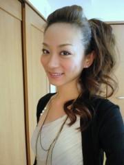 楠玲奈 公式ブログ/セルフヘア♪ 画像1