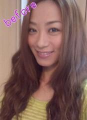 楠玲奈 公式ブログ/before〜after☆☆☆ 画像1
