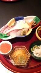 楠玲奈 公式ブログ/和食 山崎 のお料理紹介 画像1