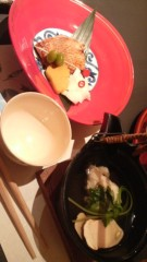 楠玲奈 公式ブログ/和食 山崎 のお料理紹介 画像2