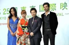 辻やすこ 公式ブログ/第25回東京国際映画祭  画像3