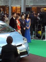 辻やすこ 公式ブログ/第25回東京国際映画祭  画像2