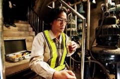 辻やすこ 公式ブログ/映画『黄金を抱いて翔べ』 画像2