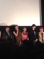 辻やすこ 公式ブログ/映画「歌舞伎町はいすくーる」舞台挨拶 画像3