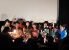 辻やすこ 公式ブログ/映画「歌舞伎町はいすくーる」舞台挨拶 画像2