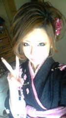 旭日里穂 公式ブログ/成人式 画像1