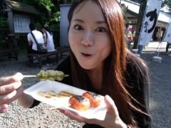 麻井美李 公式ブログ/う。。。 画像1