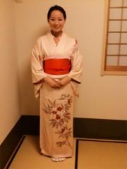 麻井美李 公式ブログ/母のおさがり 画像3