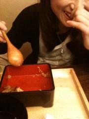麻井美李 公式ブログ/国産和牛重と牛丼の違いって・・? 画像3