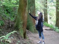 麻井美李 公式ブログ/自然に還って。 画像2