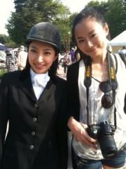 麻井美李 公式ブログ/乗馬ライフ 画像1