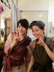 麻井美李 公式ブログ/らん主役矢島舞美ちゃん 画像1