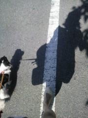 麻井美李 公式ブログ/あぢぃぃぃ〜(* ´∇`*) 画像1