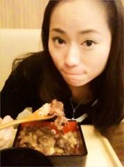麻井美李 公式ブログ/国産和牛重と牛丼の違いって・・? 画像2