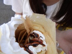 麻井美李 公式ブログ/何味が好き? 画像2