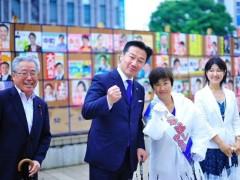 福山哲郎 公式ブログ/立川市議選  国会は最終盤 画像1
