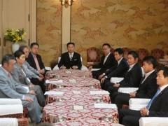 福山哲郎 公式ブログ/「野党5党1会派の幹事長・書記局長会談」 画像1