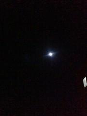古郡ひろみ 公式ブログ/夜空に 画像1