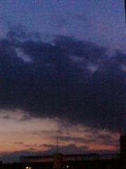 古郡ひろみ 公式ブログ/夕焼け 画像1