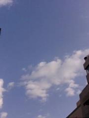 古郡ひろみ 公式ブログ/今日の空 画像1