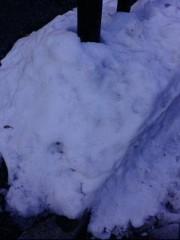 古郡ひろみ 公式ブログ/残雪 画像1