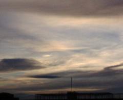 古郡ひろみ 公式ブログ/妖しい空 画像1