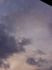 古郡ひろみ 公式ブログ/夕方の空 画像1