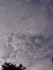 古郡ひろみ 公式ブログ/雲の切れ間から 画像1