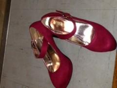 片又咲季 公式ブログ/赤い靴。 画像1