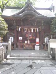 ジャンボ仲根Jr. 公式ブログ/小野照崎神社。 画像1