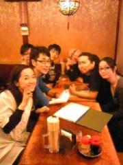 ジャンボ仲根Jr. 公式ブログ/初日無事終了! 画像1