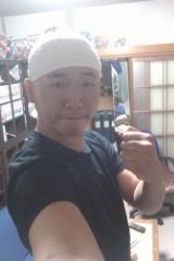 ジャンボ仲根Jr. 公式ブログ/いってきます! 画像1