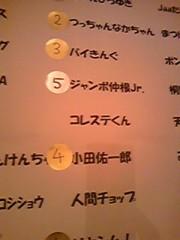 ジャンボ仲根Jr. 公式ブログ/ふがっ…。 画像1
