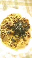 SARY(SALBIA) 公式ブログ/高菜と豚肉のパスタ 画像1