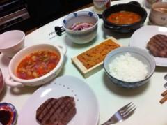 SARY(SALBIA) 公式ブログ/今日は久しぶりの料理 画像1