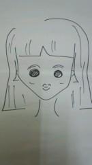 ここあ(プチ☆レディー) 公式ブログ/似顔絵を書いたのだぁ〜(○´∀`○) 画像2