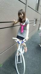 ここあ(プチ☆レディー) 公式ブログ/Bicycle〜女性マジシャンここあプチ☆レディーマジック 画像1