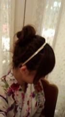 ここあ(プチ☆レディー) 公式ブログ/浴衣 髪アレンジ♪女性マジシャンここあプチ☆レディー 画像2