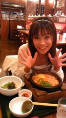 ここあ(プチ☆レディー) 公式ブログ/韓国料理★ 画像1